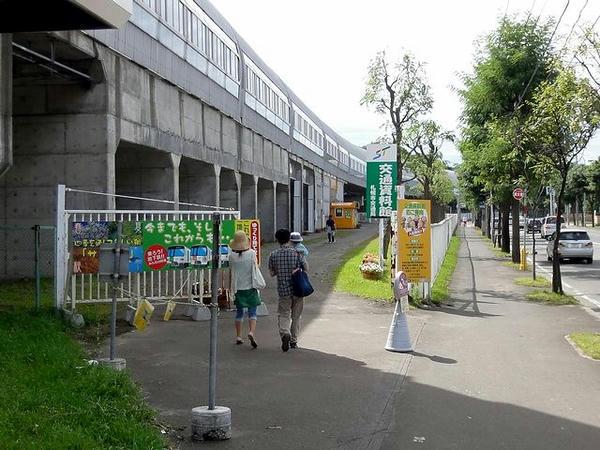 交通資料館入口