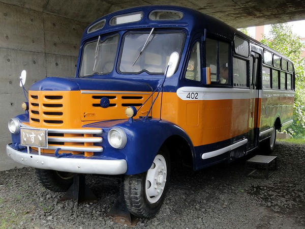 乗合自動車(ボンネット型) いすゞ BX95