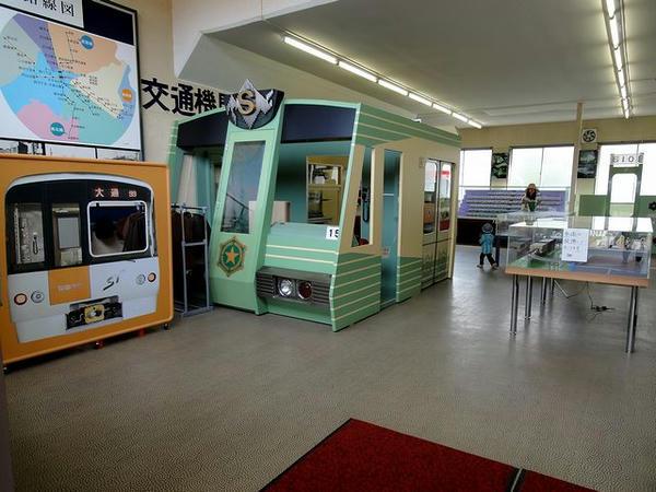 室内展示場の室内(1)