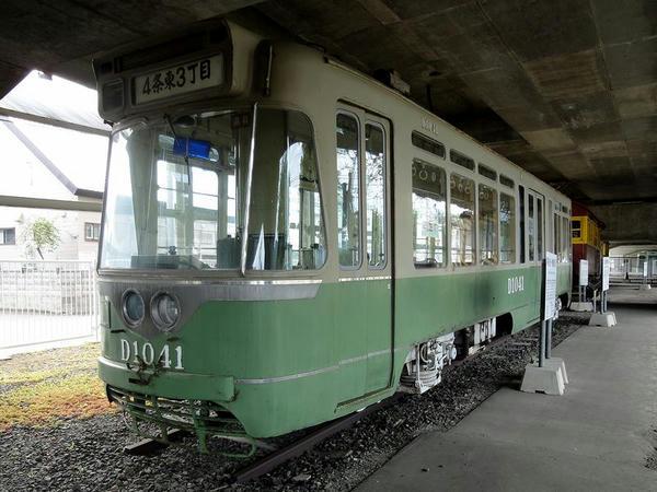 鋼製2軸ボギー内燃客車 D1040形(D1041)