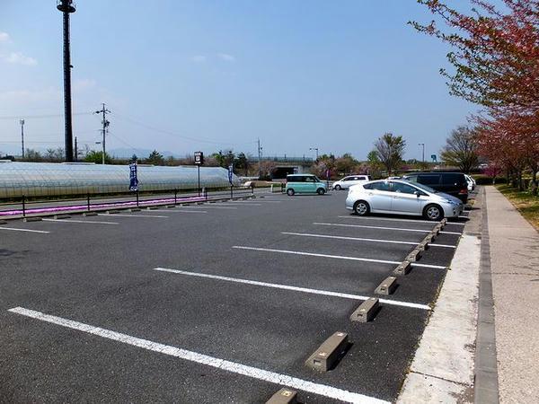 松代城北駐車場