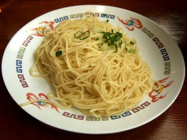 替玉(九州中細麺・かためん) 130円
