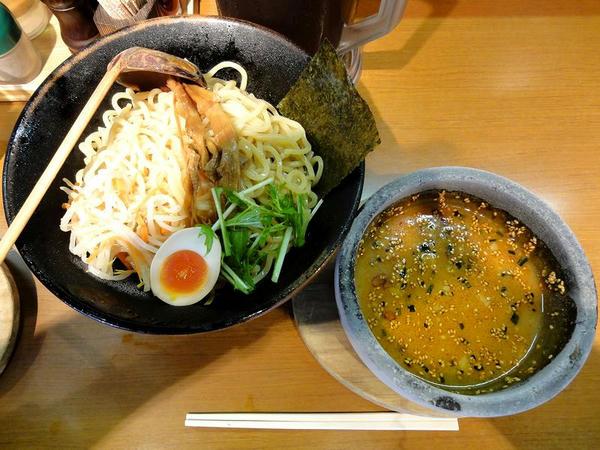 冷し辛味噌つけ麺 780円