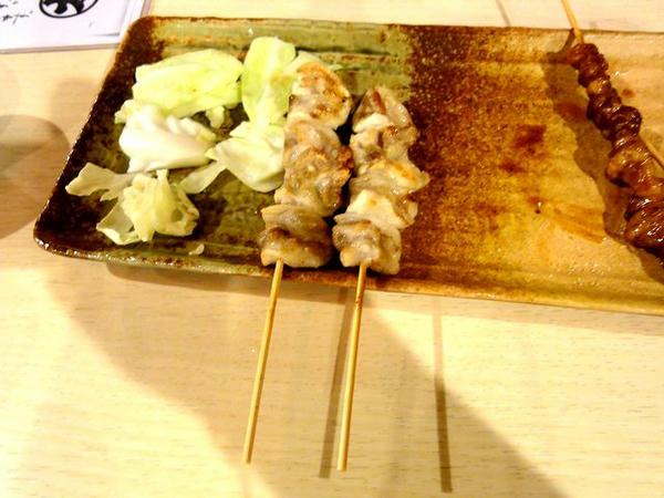 串盛り10本 1,050円 (2)