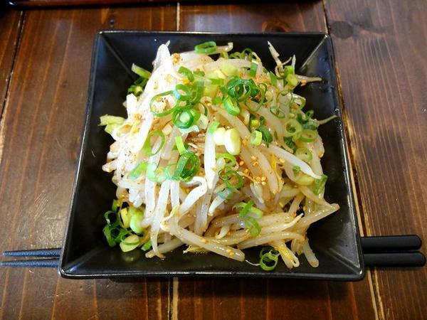 Cランチ(ラーメン屋さんの特製サラダ) 100円