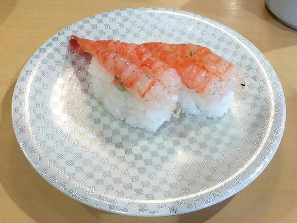 美味しかったお寿司の(ほんの)一部