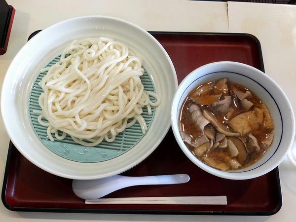 肉汁うどん 660円