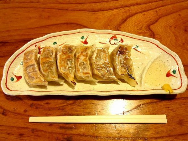 餃子 300円