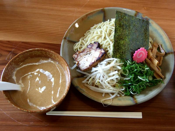 みそポタつけ麺(中盛・女麺) 945円