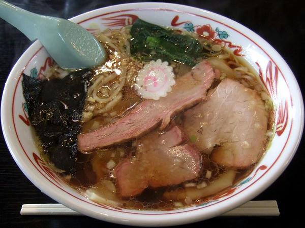 ワンタンメン 810円