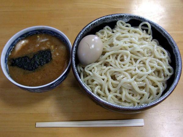 つけ麺(大盛)+煮卵 900円
