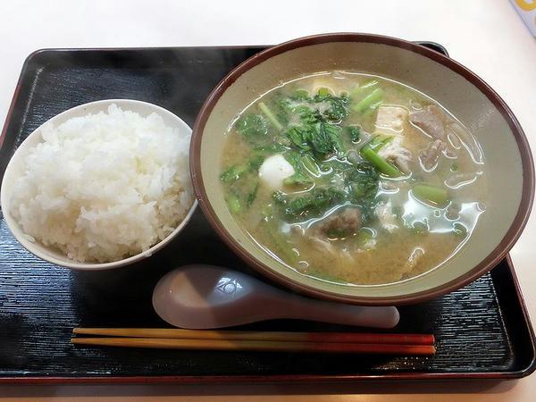 味噌汁 500円