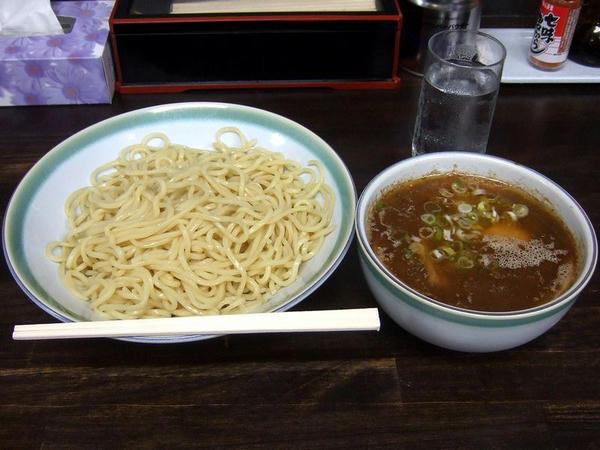 つるやつけ麺 980円