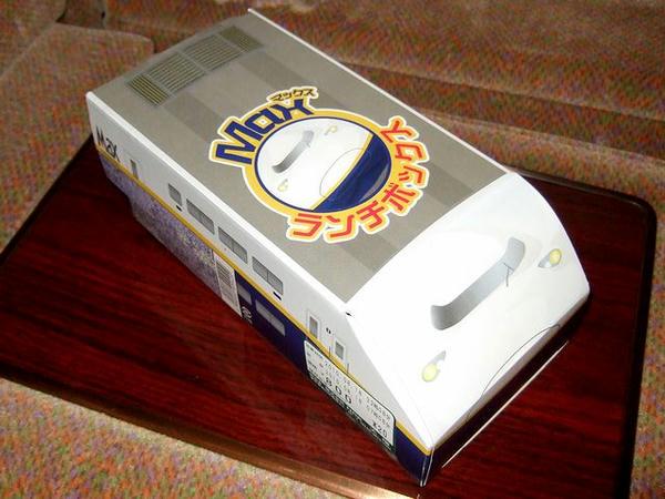 Maxランチボックスのパッケージ