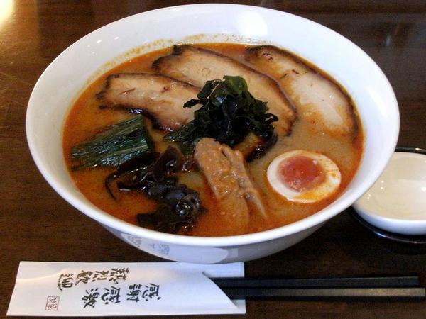 熟成miso激<げき>(太麺) 871円