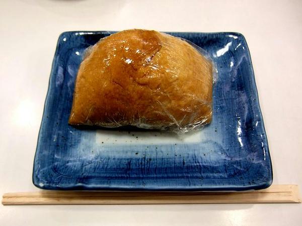 桂川名物手作りジャンボいなり 180円