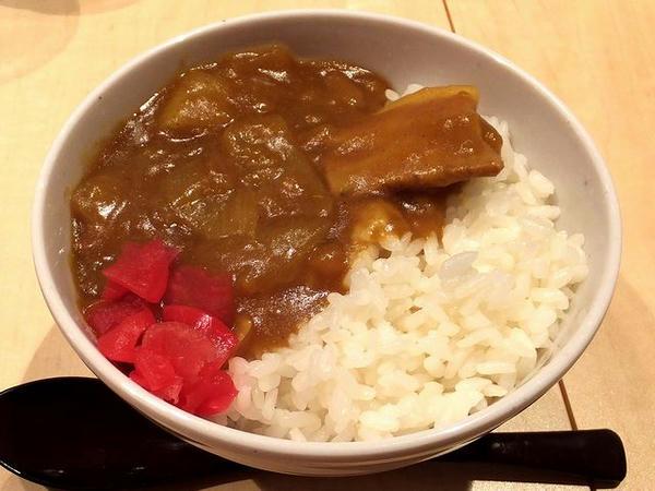 ミニカレー丼 360円