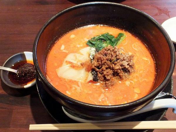 特製担々麺(激辛) 760円