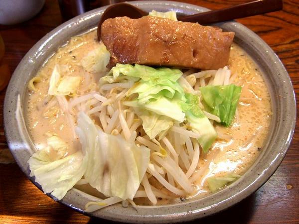 肉ミルクラーメン 1000円