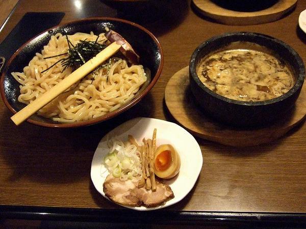濃厚つけめん(大・超極太麺) 940円