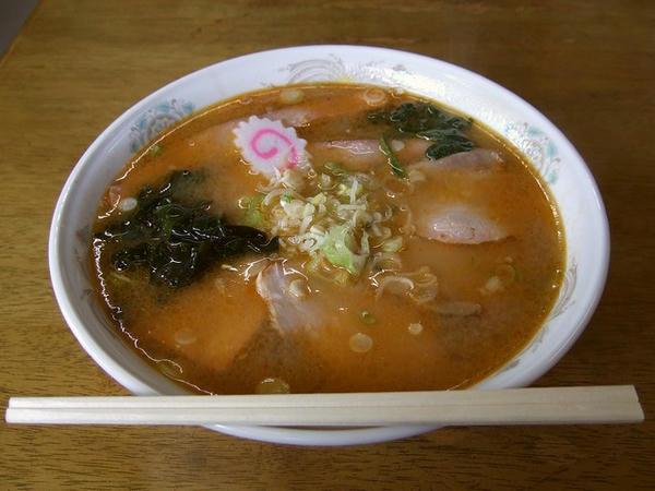 チャーシュー麺(みそ・大盛) 1000円