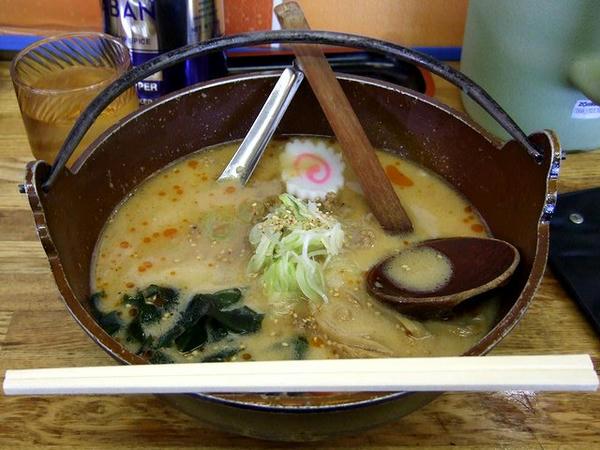 担々麺 840円