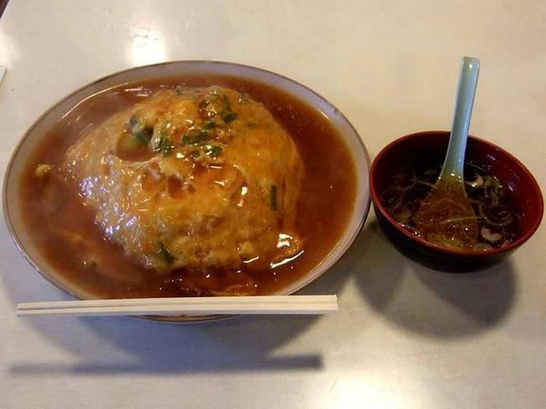 天津丼 735円