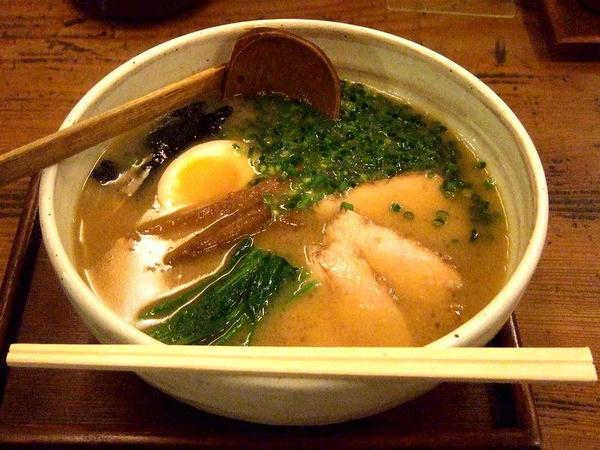 チャーシュー麺 850円