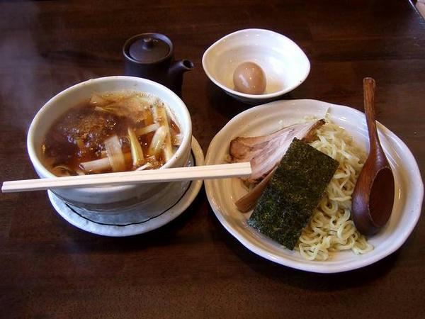 つけしょうゆ(煮玉子) 650円