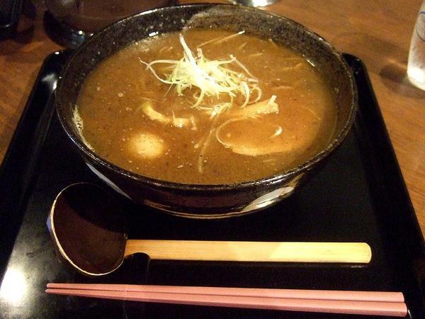 中華そば(小・1玉) 650円 + 煮玉子 100円