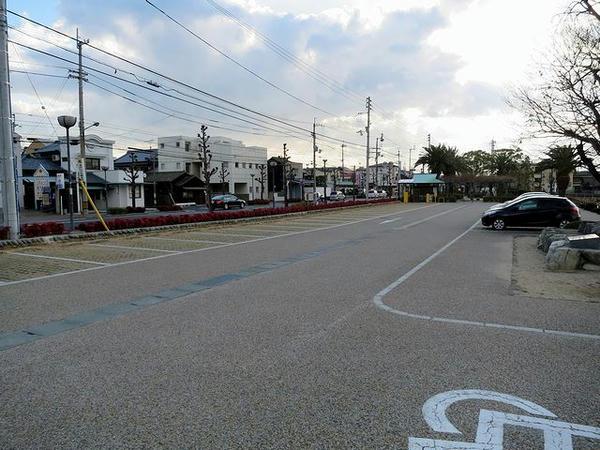 今治城第1駐車場
