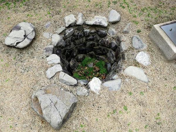 円形石積遺構