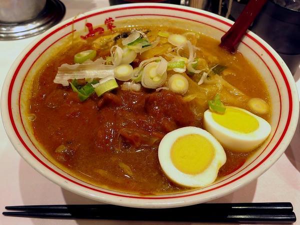 インドラーメン(味噌) 980円