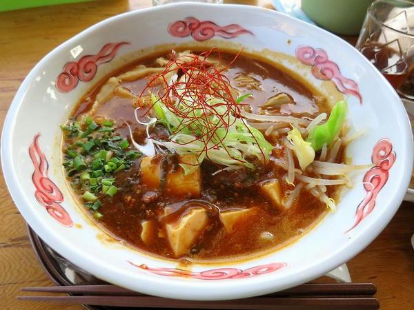 マーボーらー麺 1026円