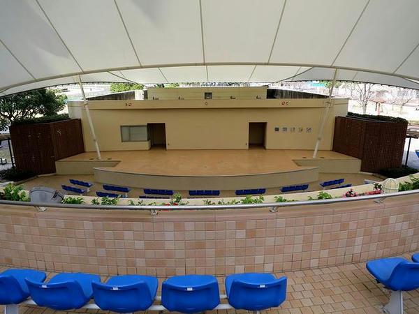 イベントステージ