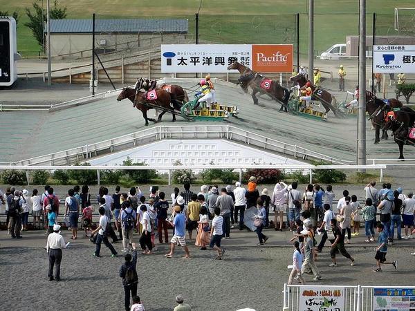 第2障害(第1レース)
