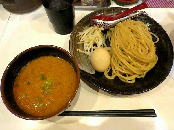冷し肉醬麺(麺少なめ) 780円