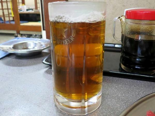 ホットウーロン茶 268円