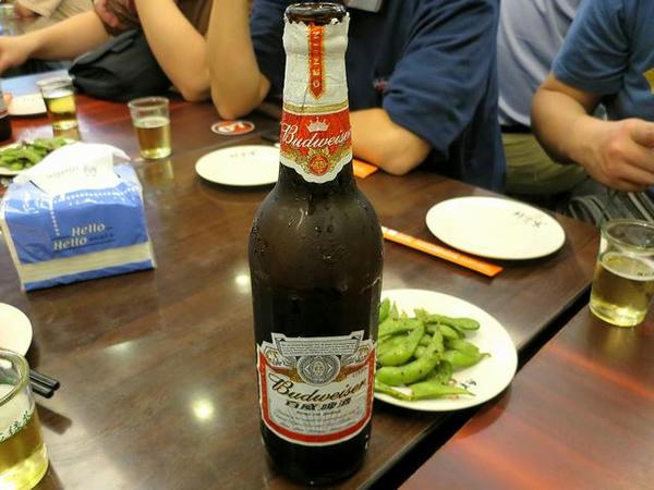 百威啤酒(バドワイザー)