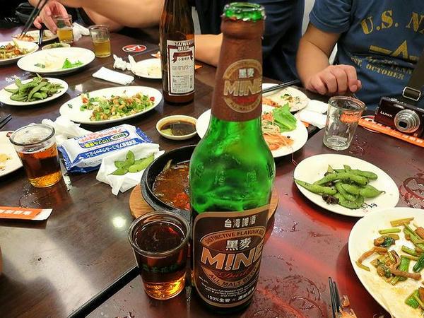 台灣啤酒 黑麥MINE