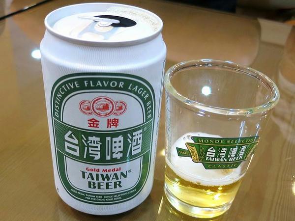金牌台湾啤酒 70元