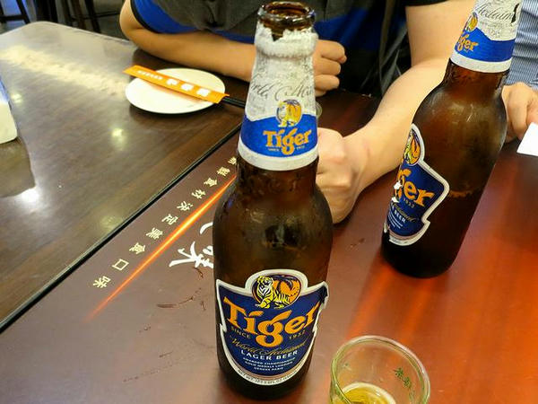 Tiger Beer(タイガービール)