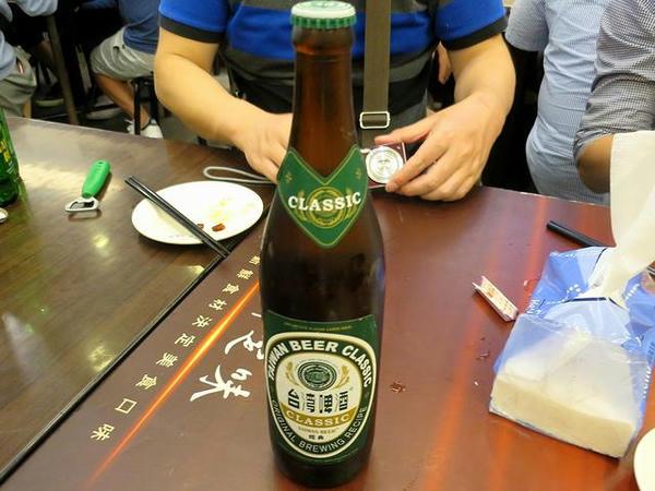 經典台灣啤酒