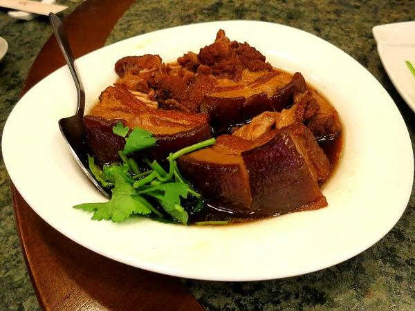 欣葉滷肉(豚バラの角煮)