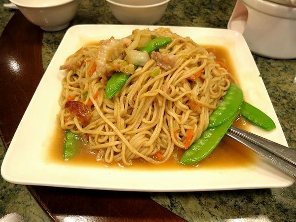 台式炒麵(台湾式焼きそば)