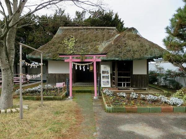 宝(トレジャー)神社