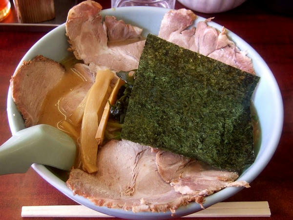 ネギチャーシューメン味噌 990円