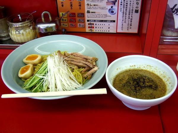 冷やし風つけ麺 780円