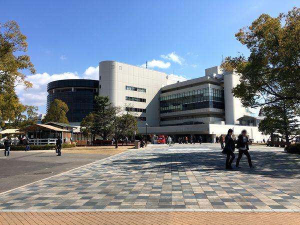 京都競馬場ビッグスワンスタンド