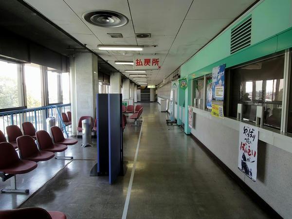 3階スタンド内(パドック側)